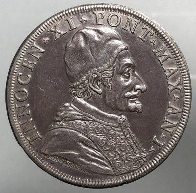 Stato Pontificio Innocenzo ...