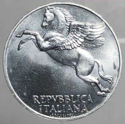 Repubblica Italiana 10 Lire ...