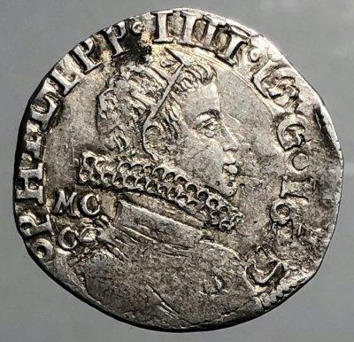 Napoli Filippo IV di Spagna ...