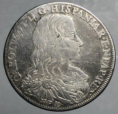 Regno di Napoli  Carlo II ...