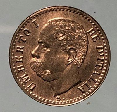 Umberto I Re d'Italia ...