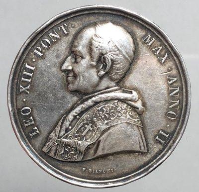 Stato Pontificio Leone XIII ...