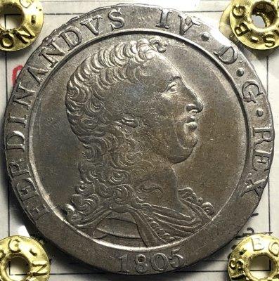 Regno di Napoli  Ferdinando IV ...